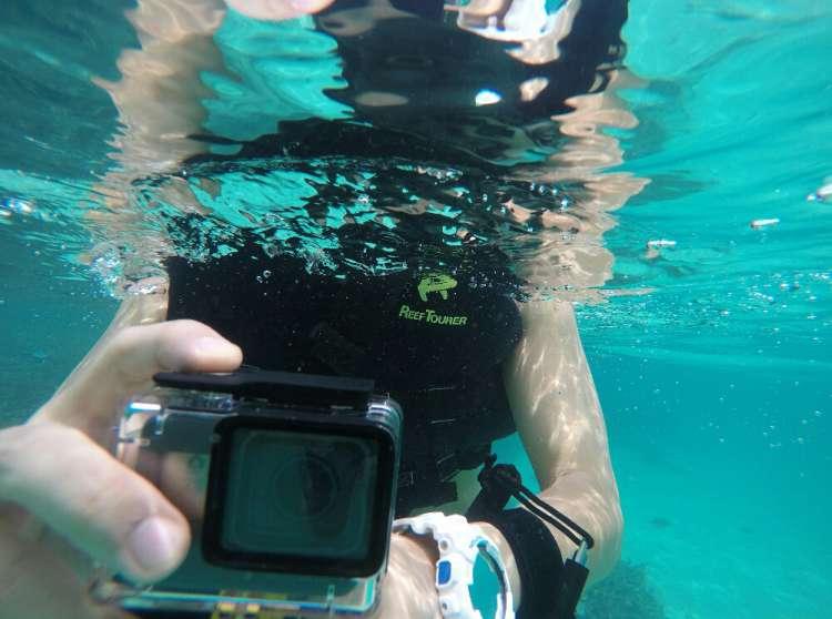 海水浴 シュノーケリング 買ってよかった ベストバイアイテム GoPro