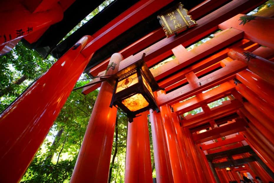 京都祇園に観光ドライブ