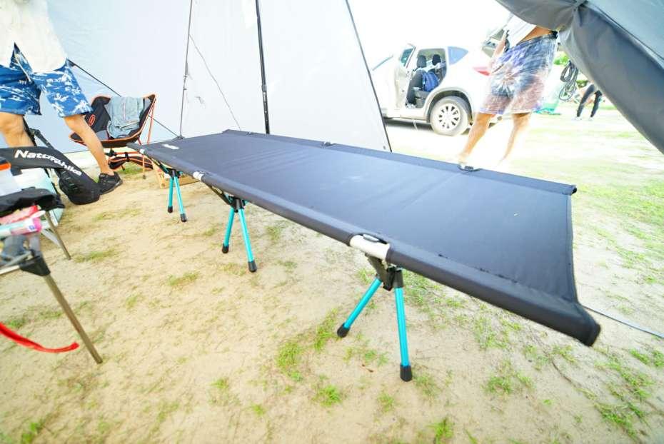 NatureHike ネイチャーハイク 軽量コット屋外ポータブル折りたたみキャンプベッド hawk zing コット tentock コット