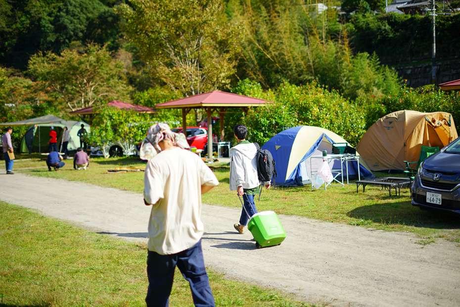 longstay CAMP 2018 ロングステイキャンプ ギャラリー 関西 キャンプ フェス ミュージック 毛原オートキャンプ場 和歌山