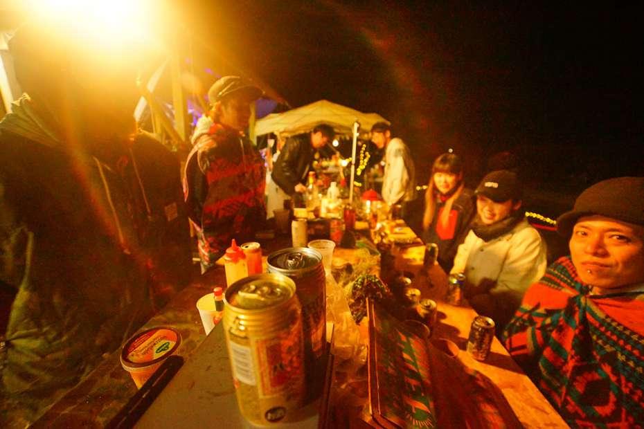 タソガレコーヒースタンド バーカウンター longstay CAMP 2018 ロングステイキャンプ ギャラリー 関西 キャンプ フェス ミュージック 毛原オートキャンプ場 和歌山