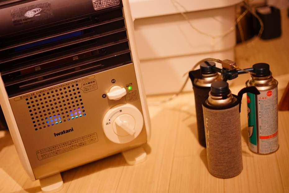 カセットガスアダプター IWATANI イワタニ ファンヒーター 風暖 長時間使用可能 cb缶ホース カセットコンロ 延長ホース シングルバーナー 延長ホース cb缶連結