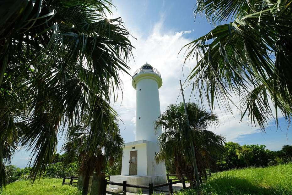 2019年 石垣島 鳩間島 初上陸 八重山諸島 鳩間島灯台