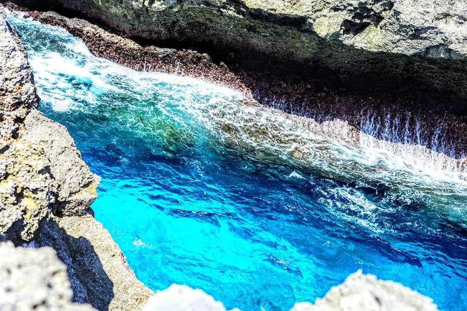 2019年 石垣島 日本一 美しいビーチ 最南端 波照間島 日本最南端の碑