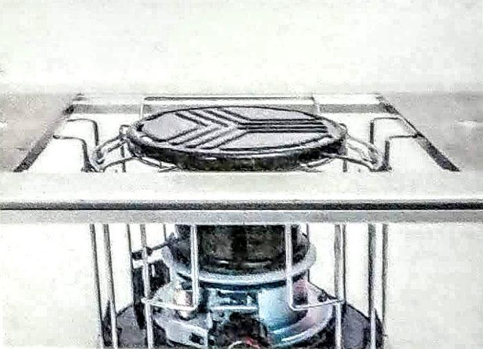 snowpeak タクード スノーピーク 煮炊き用 石油 灯油 キャンプ ストーブ コンロ