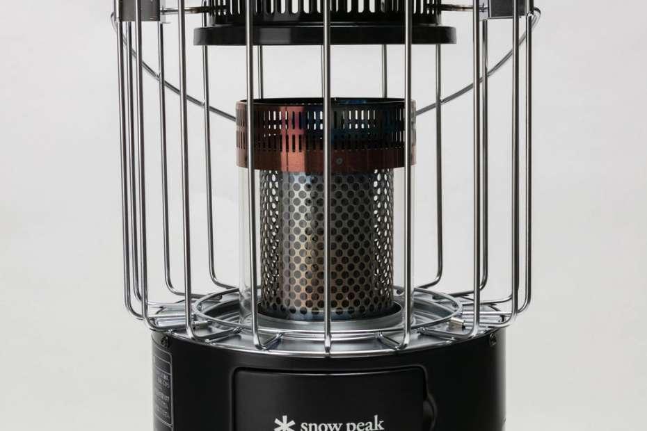 グローストーブ 石油ストーブ 冬キャンプ スノーピーク 新製品 snowpeak