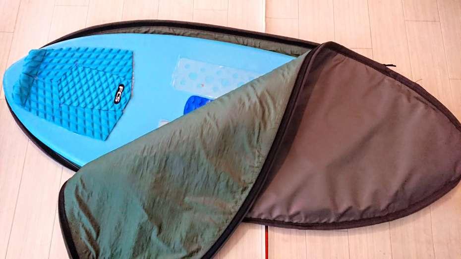 mazar skimboard bag basic